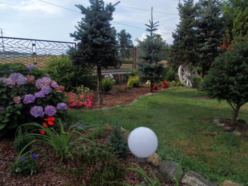 Konkurs najpiękniejszy ogród - ul. Kasztanowa 54