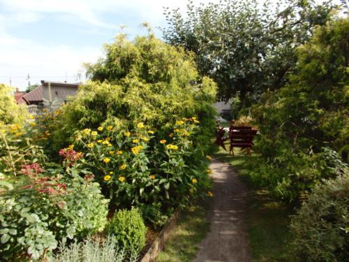 Konkurs najpiękniejszy ogród - ul. Lazurowa 12